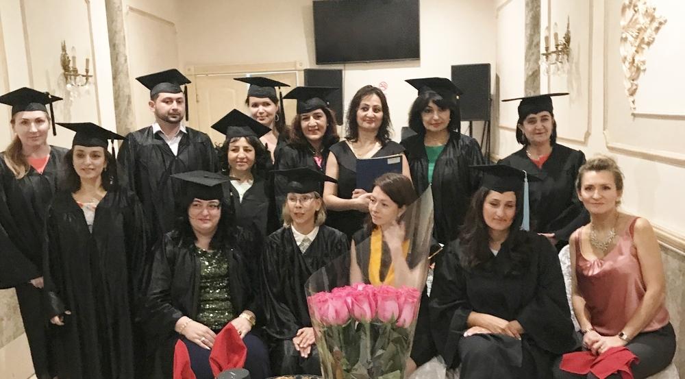 Congratulations On Your Diplomas!